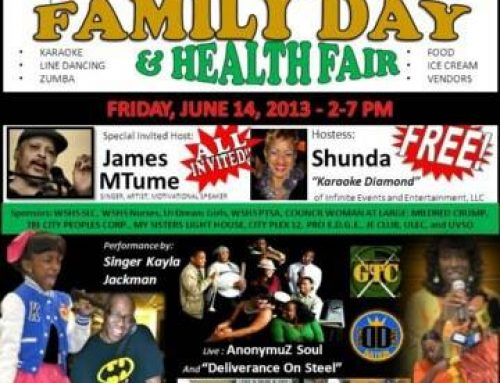 2nd Annual Community Day and Health Fair
